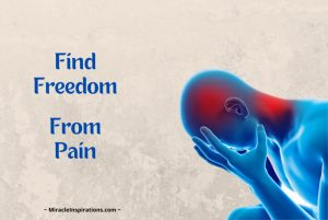 Find Freedom from Pain